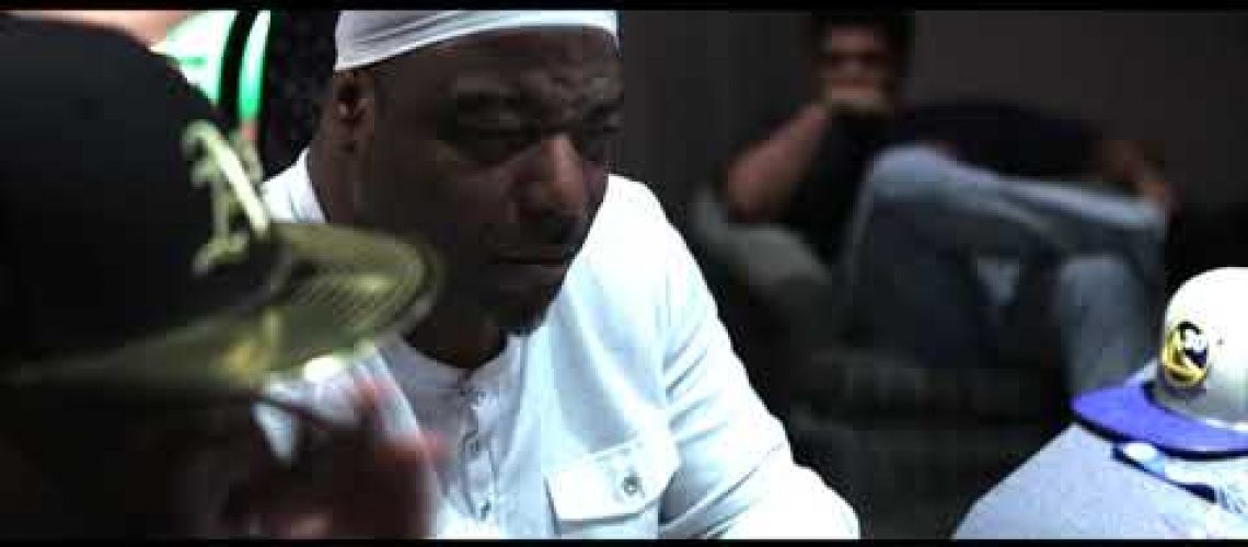 DJ Crook ft. AP.9, Spice 1 & Thiswae – No Other Way (Video)